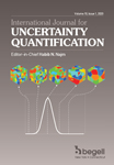 International Journal for Uncertainty Quantification